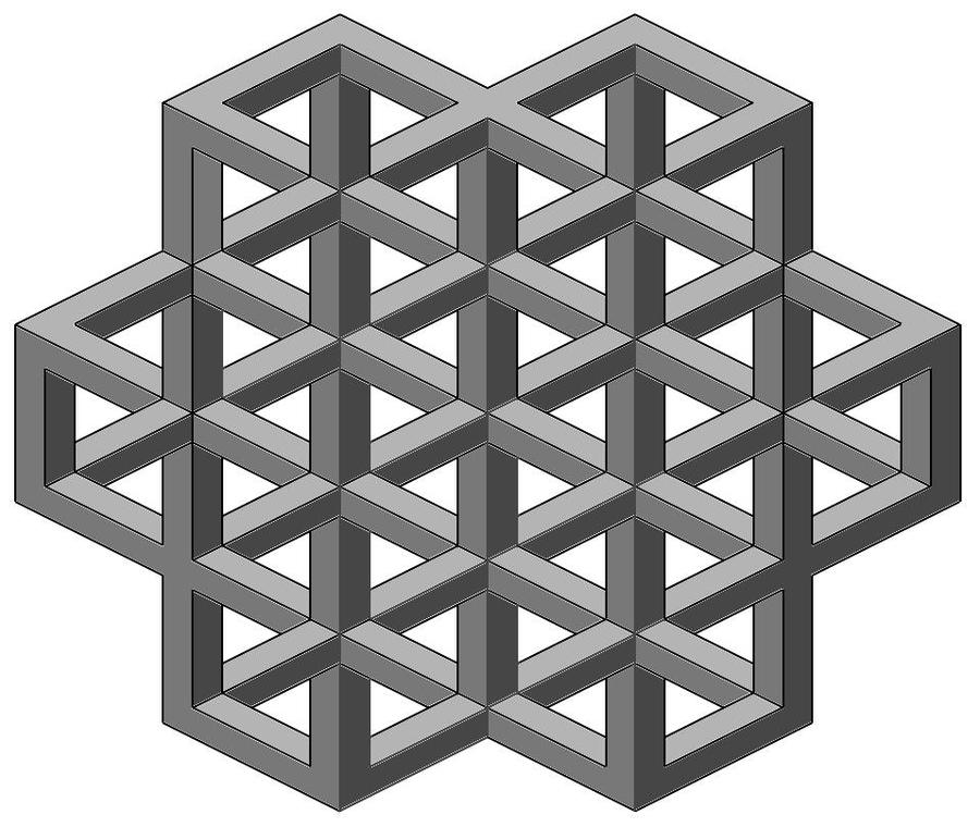 Let S Share Impossible Shapes Example The Penrose