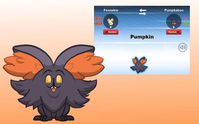 PokeFusion Pumpkin!