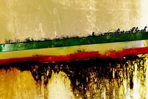 Rasta Grunge Wallpaper by ken-do