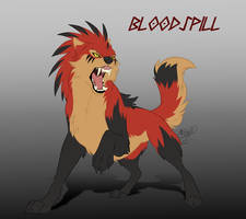 Bloodspill by ADAxel