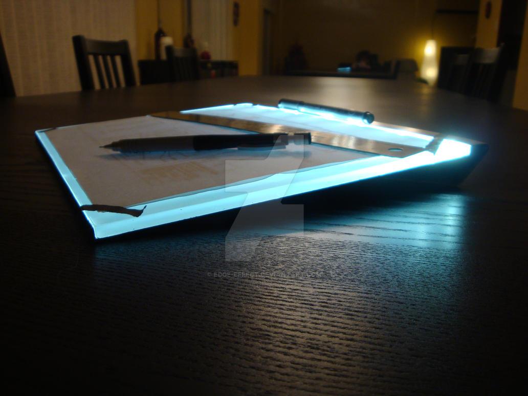 Portable Light Table By Edge Effect On Deviantart
