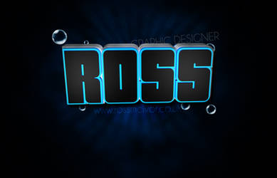ROSS design by InTheDetail