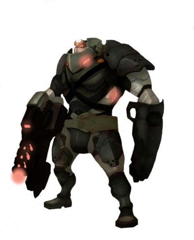 Warrior by meg04
