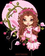 Rose Fairy by Heartsdesire-fantasy