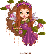 Flower fairy by Heartsdesire-fantasy