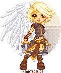 Angel rogue by Heartsdesire-fantasy