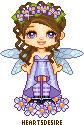 flower fairy by Heartsdesire-fantasy