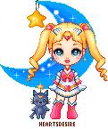 Sailormoon By Heartsdesiresfantasy by Heartsdesire-fantasy