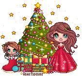 Christmas scene 2017 by Heartsdesire-fantasy