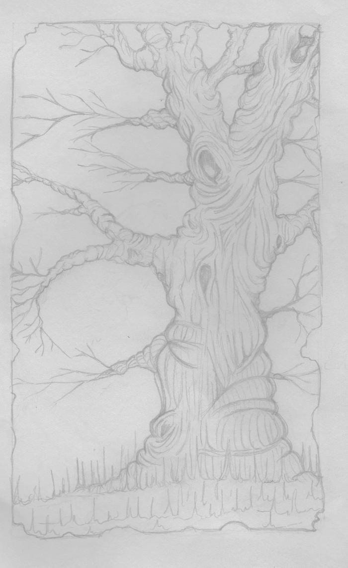 The Haunted tree by Heartsdesire-fantasy