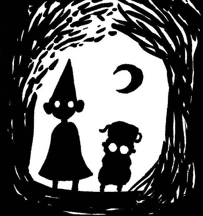 over the garden wall by feradraco on deviantart. Black Bedroom Furniture Sets. Home Design Ideas