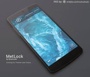 MetLock by Mushcube