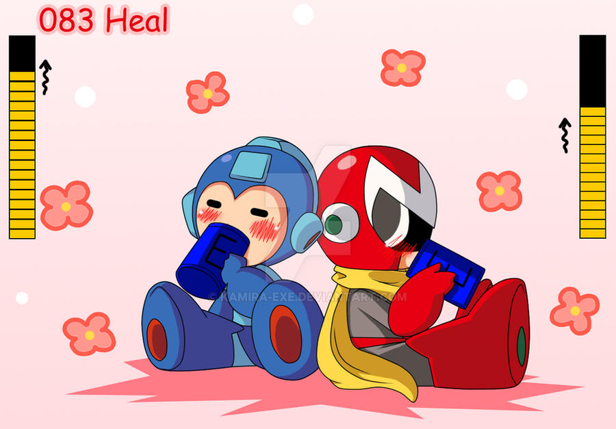 083 - Heal by Kamira-Exe