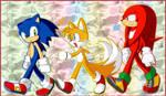 Sonic Team Again