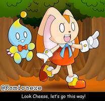TSPD - Look Cheese