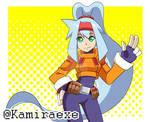 Ashe Hi by Kamira-Exe