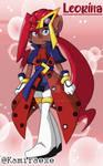 Leorina by Kamira-Exe