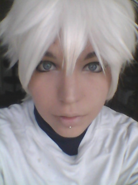 Killua Zoldyck -test- by Ukki-Cosplay