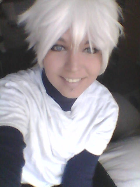 ID - Killua by Ukki-Cosplay