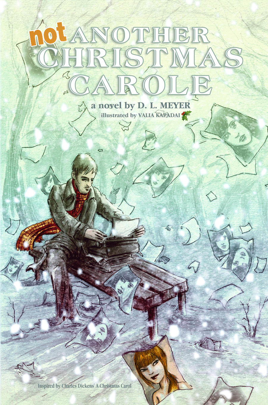 Christmas Carole Cover by denlm