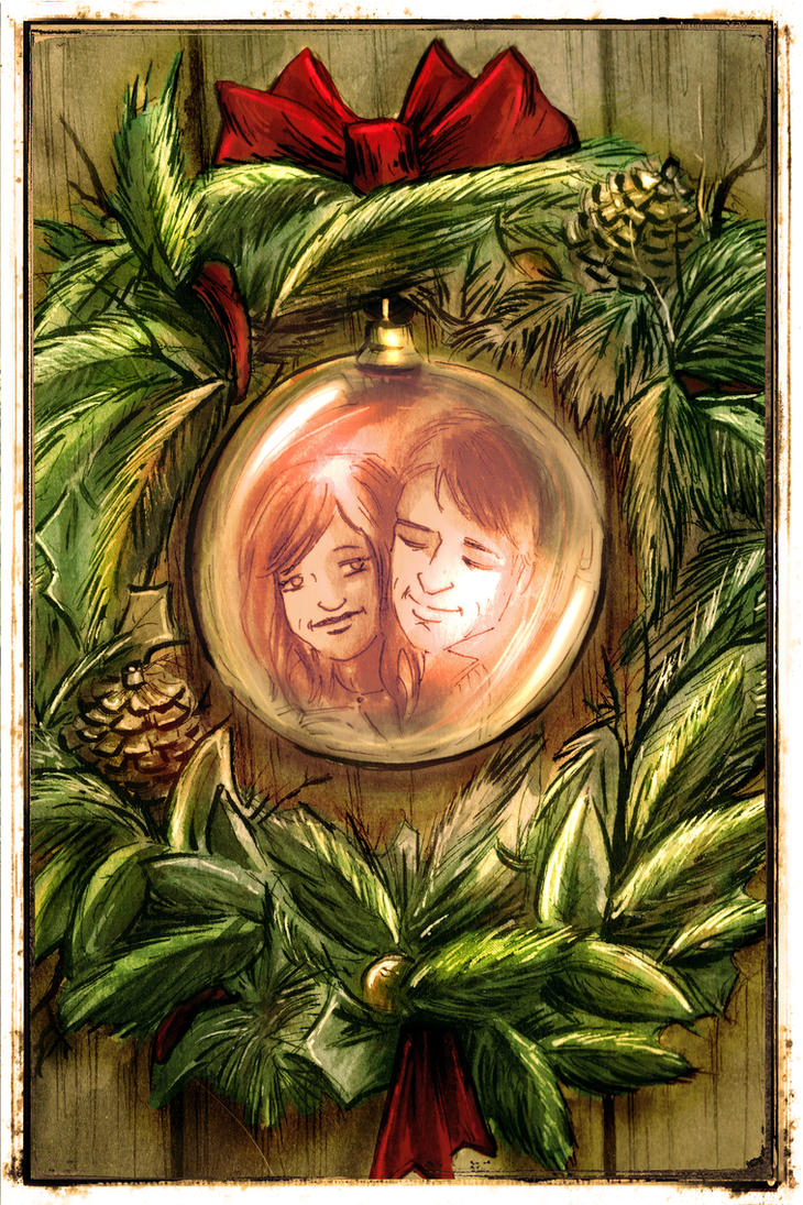 Christmas Book Pix 2 by denlm