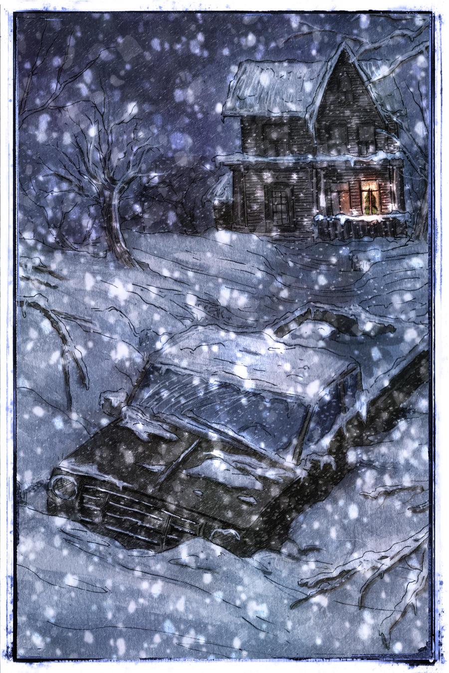 Christmas Book Pix 3 by denlm