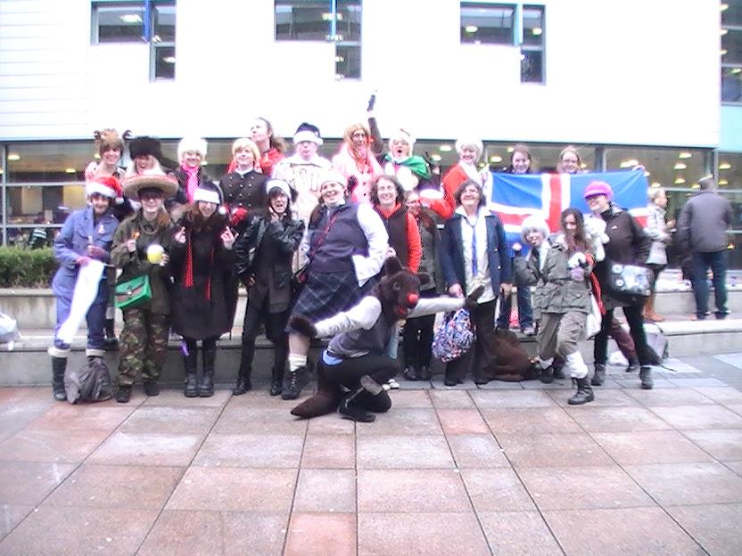 Group photo of the newcastle hetalia meet by Chibi-MsHollowfox