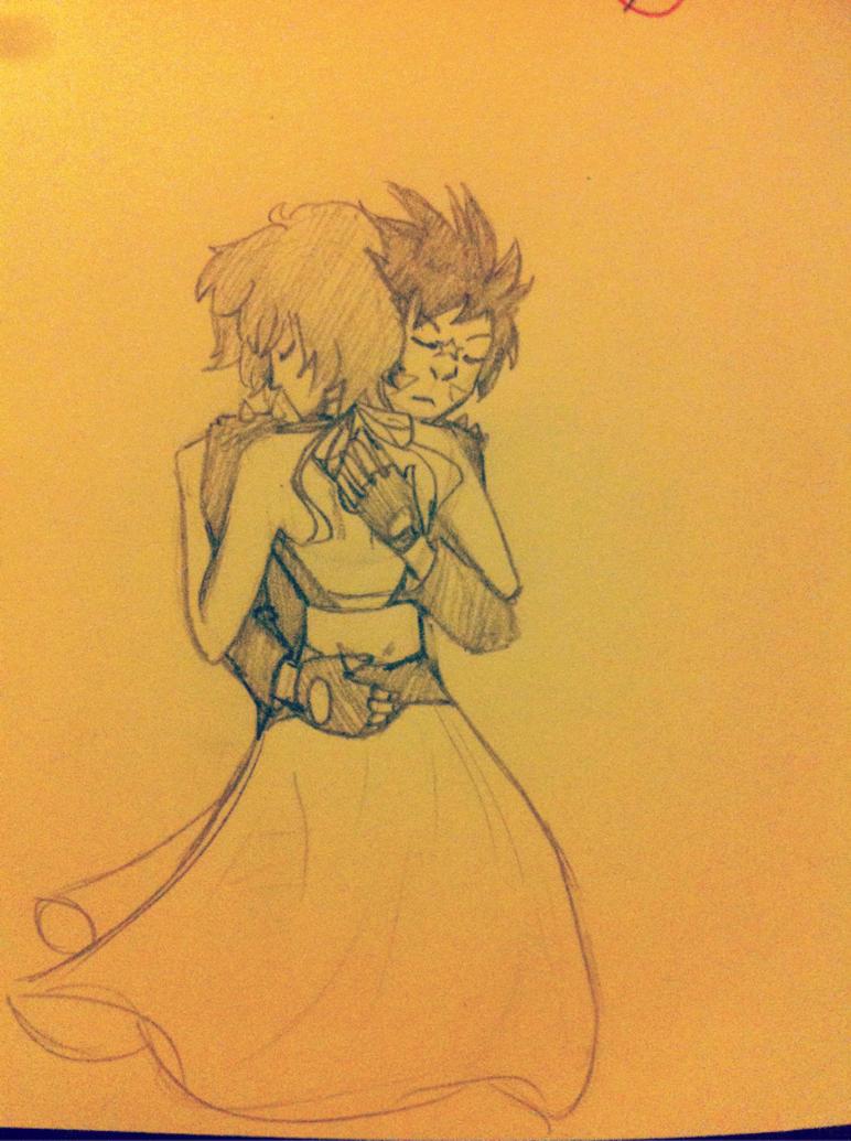 REQUEST: Lapis and Arashi by Chibi-MsHollowfox