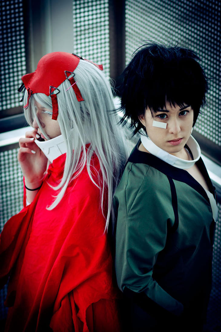 Deadman Wonderland:  Friends? by IndecisiveTrollop
