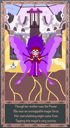 Galaxia the Queen of Magic