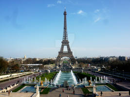 Paris_Eiffel Tower