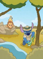 Safari Stitch by Bloodhowl-Fangsworth