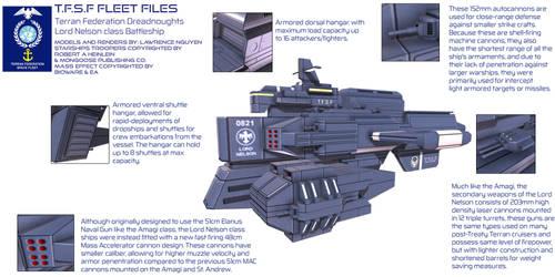 TFSF Lord Nelson  Mechanical Details by larrynguyen0096
