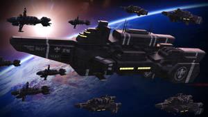 Terran Federation 4th Battleship Division