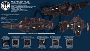 TFSF Saint Andrew Mechanical Details