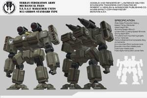 Federation M12 Gibbon Marauder by larrynguyen0096