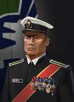 Starship Troopers AU: Sky Marshal Juan Johnny Rico
