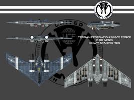UCF F-80 Aegis (Standard Color)