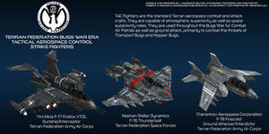UCF Tactical Aerospace Control Fighters