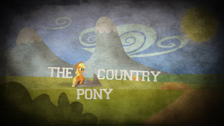 The Country Pony by Mesmoir