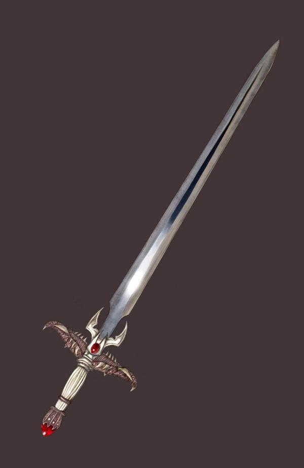 Lue's sword by Yoruw