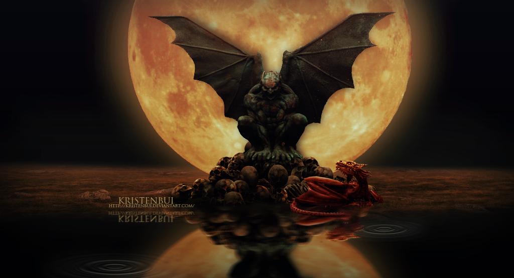 The Demon by KristenBui