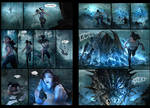 Terra Daunting pages 3 and 4
