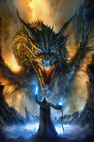 Theft/Plagiarism of my Dragon art.