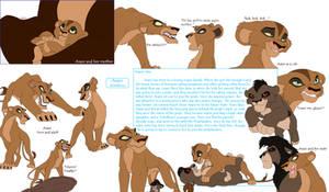 My Lion King OC, Asani
