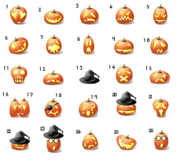 Mystery Halloween Adoptables by sjsaberfan