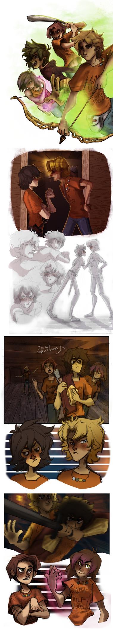 The Quest to Reignite Delphi .:. Pirates by sjsaberfan