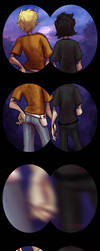 Solangelo: I Can See What's Happening by sjsaberfan