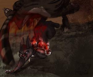 Scourge//Tigerstar .:. Over-Throned by sjsaberfan