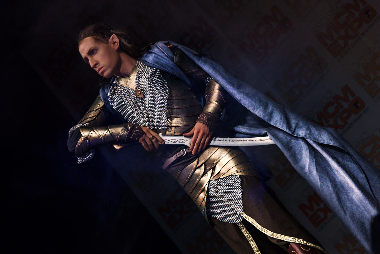 Lord of the Rings - Elrond I by EnjaCosplay